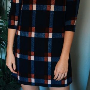 🆕Women's plaid dress